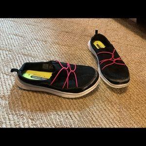Danskin black mule sneakers size 7.5